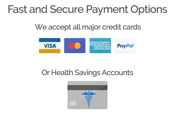 Payent options