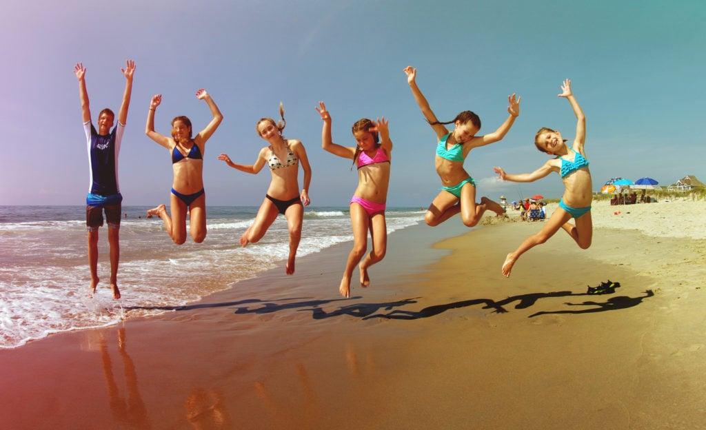 Do higher SPF sunscreen save you from sun damage?
