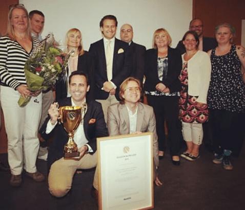 Guldskalpellen 2013 Sahlgrenska hudkliniken