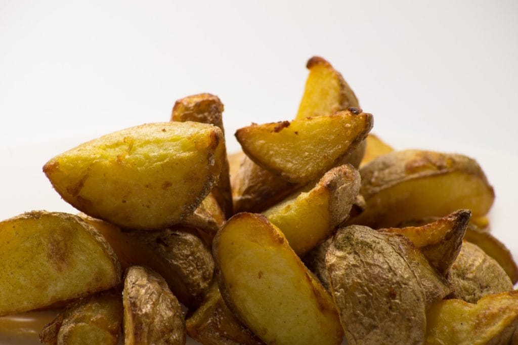 Potatoes Diet Acne Skin